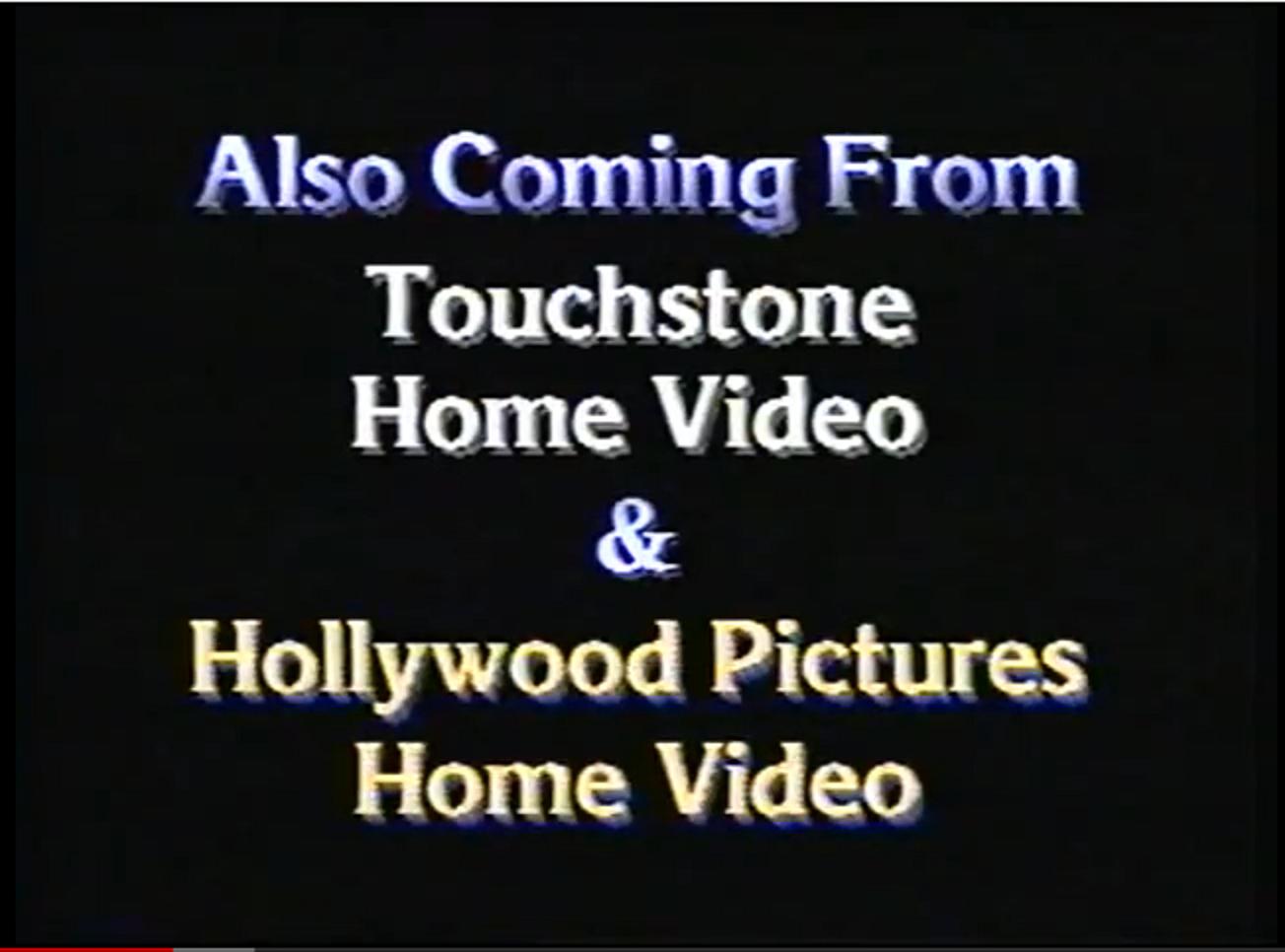 Hollywood home video Logos.