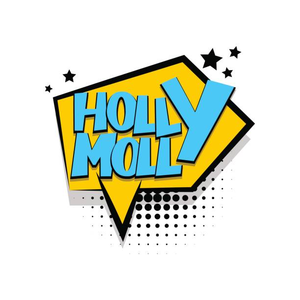 Holly Holm Clip Art, Vector Images & Illustrations.