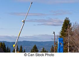 Stock Photos of sky jump at Holmenkollen.