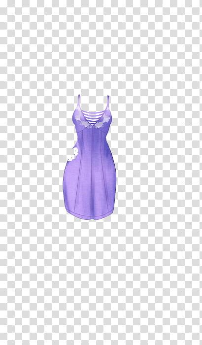 CDMU HOLO LOLI, dress icon transparent background PNG.