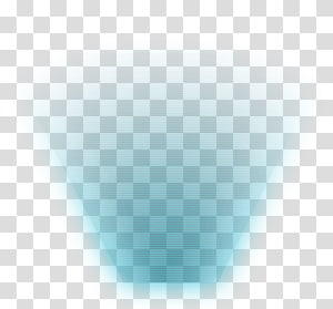 Light Blue Azure Turquoise Teal, hologram, blue pyramid graphics art.