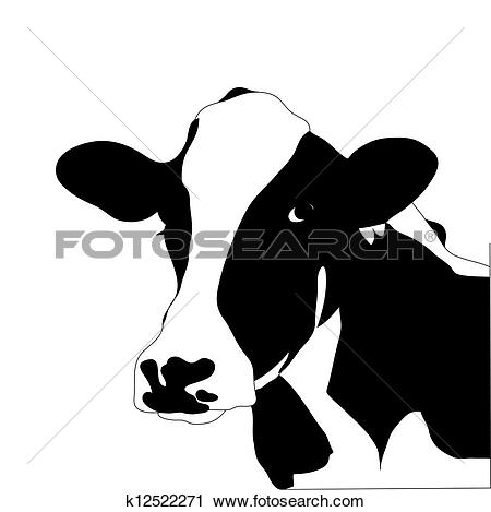 Clipart of Head agriculture k11143494.