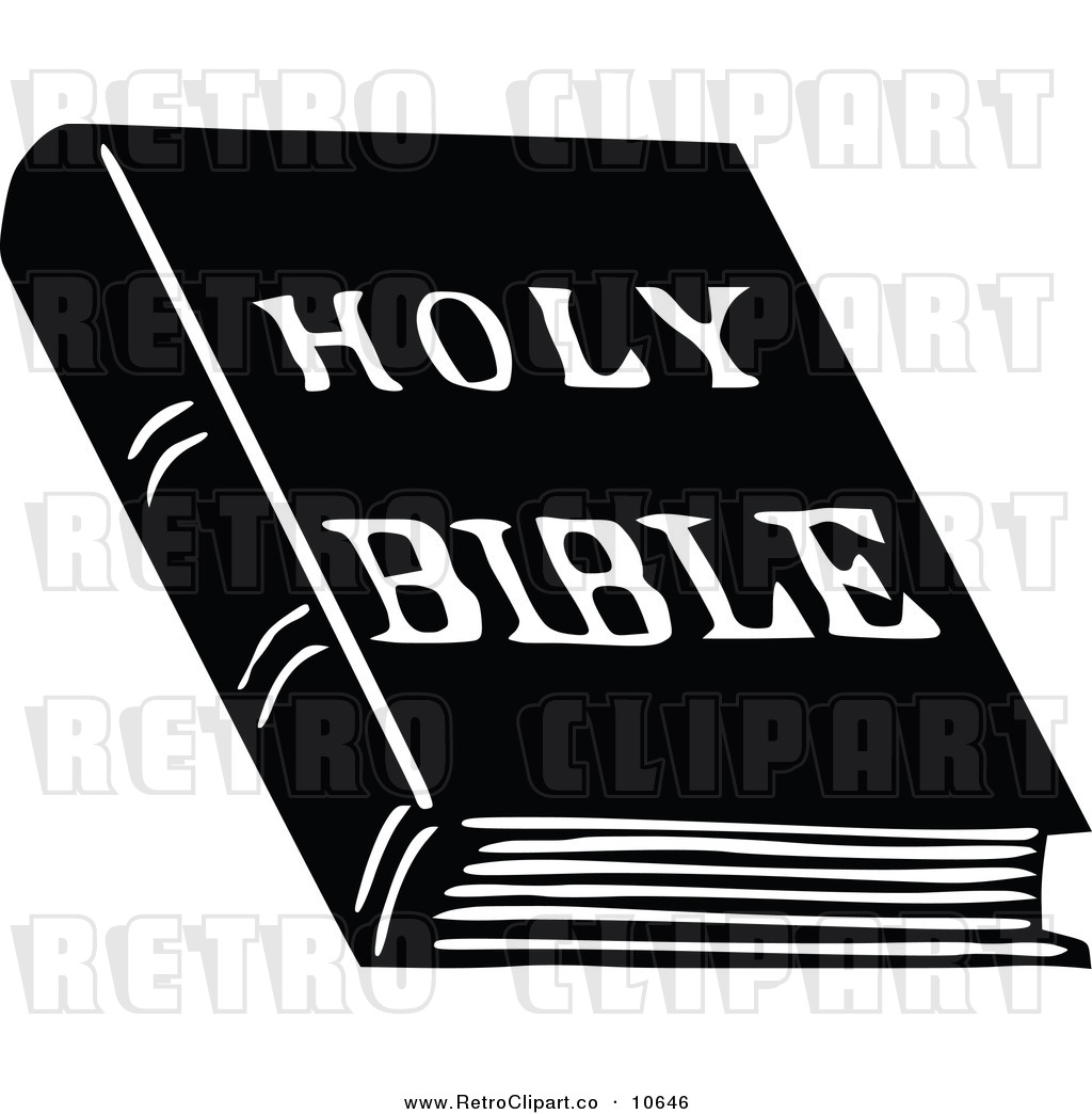 Holy Bible Clipart.
