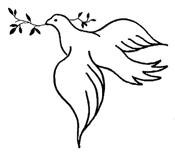 Holy Spirit Dove Clipart.