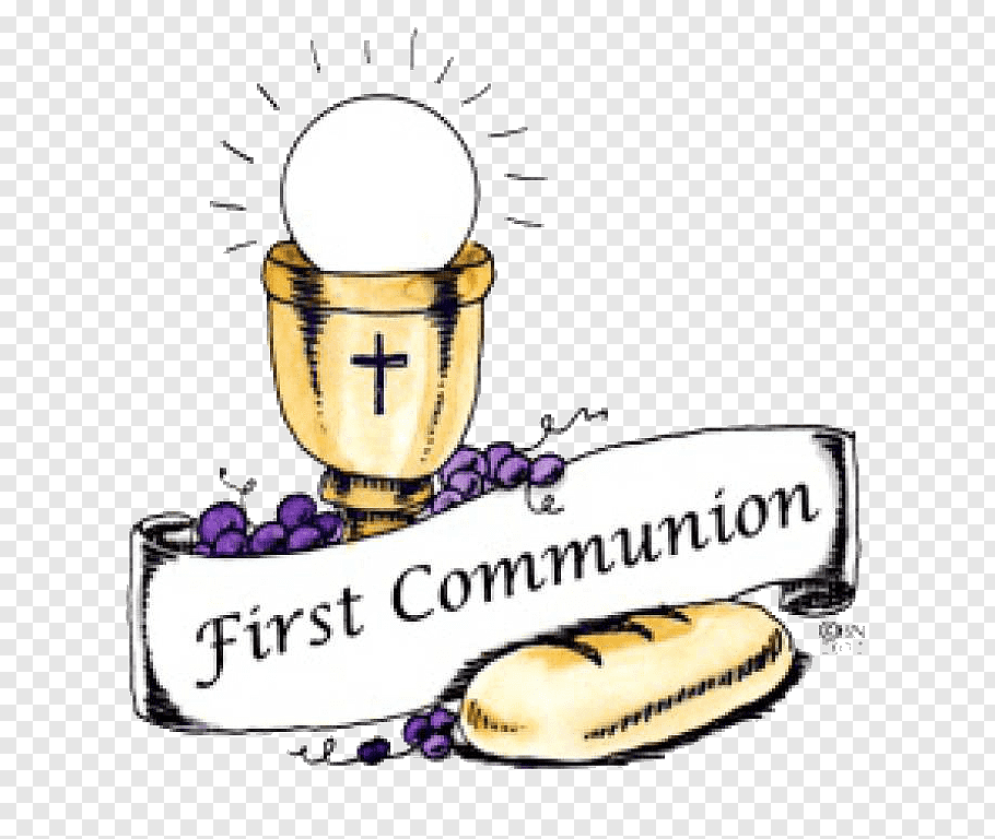 First Communion, First Communion Eucharist Catholic Church.