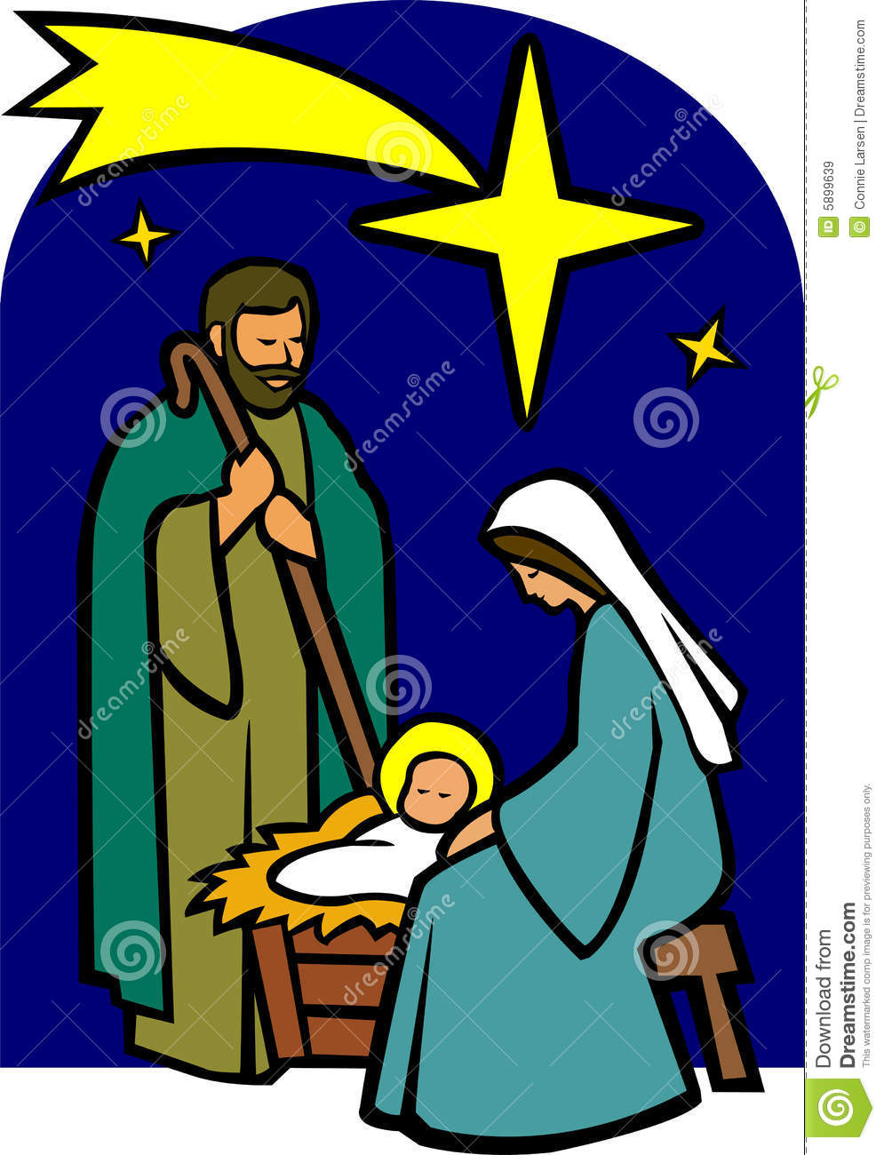 Holy family clipart 3 » Clipart Station.