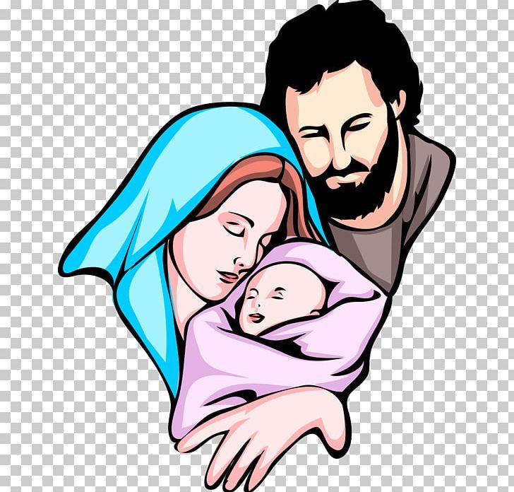 Saint Joseph Holy Family Graphics PNG, Clipart, Arm, Art, Artwork.