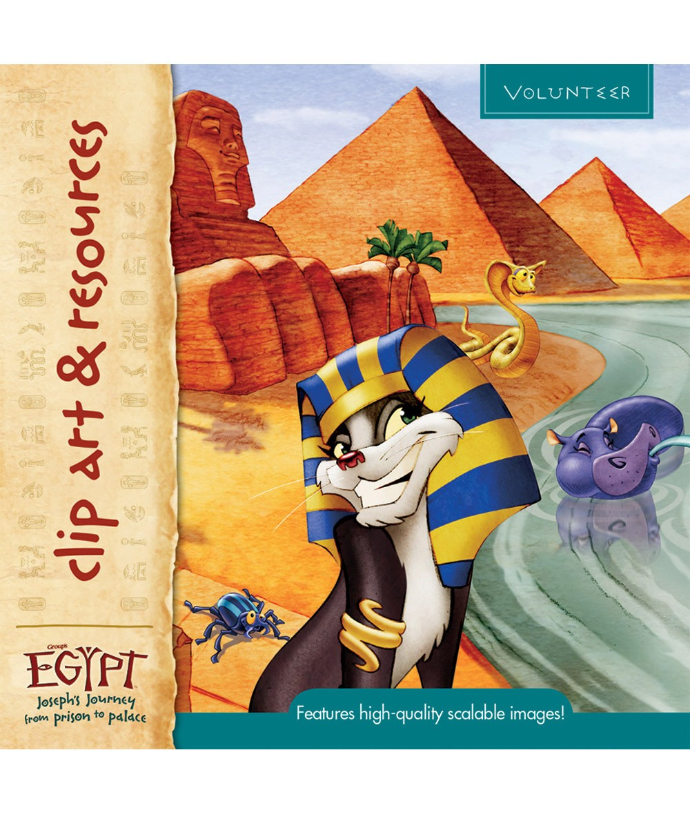 Kids Adventure Clipart Holy Land Egypt Vbs Clip Art Resources Cd.