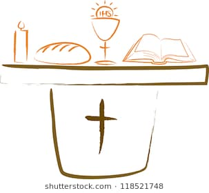 Holy mass clipart 7 » Clipart Station.