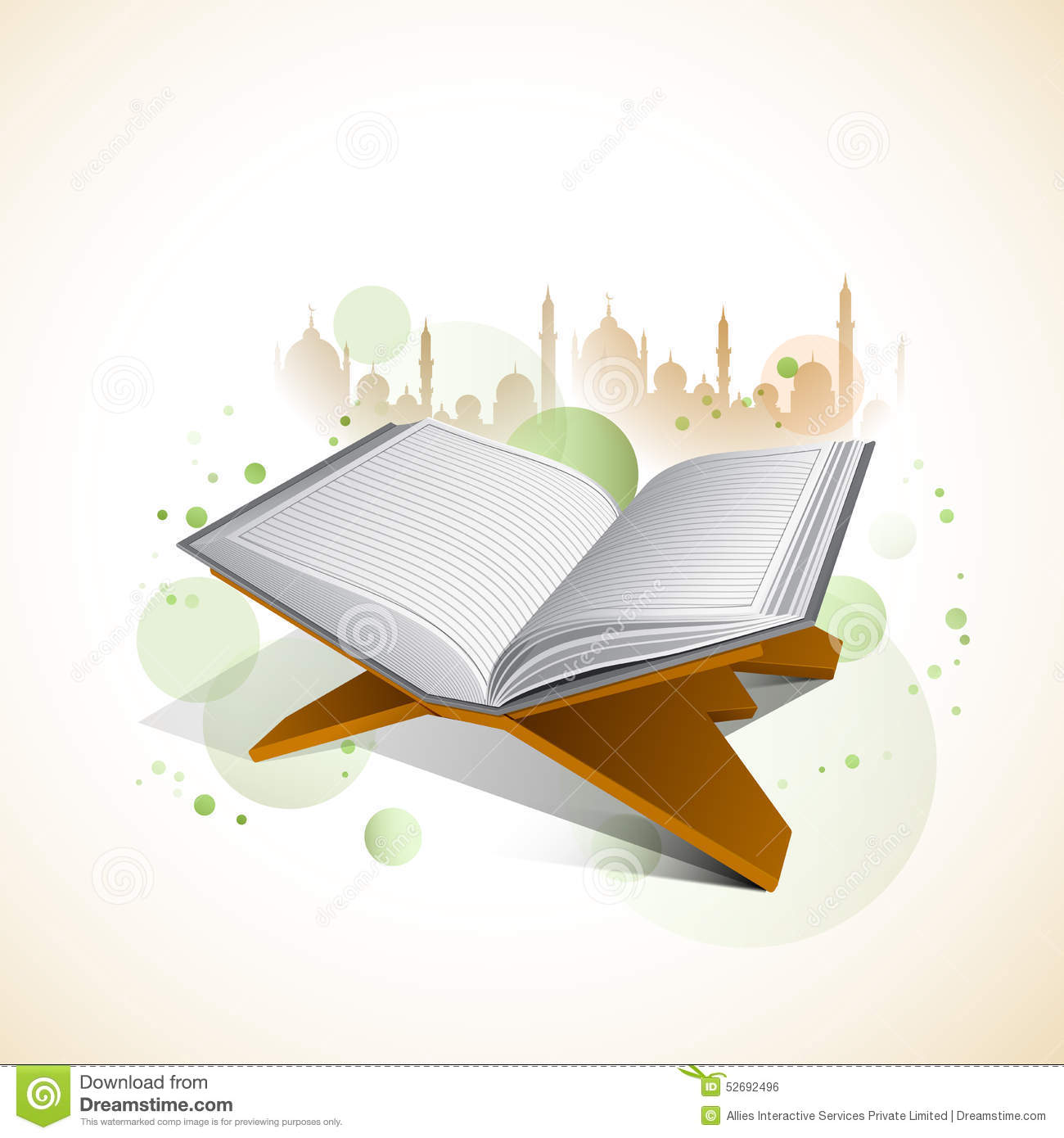 Holy quran images clipart.
