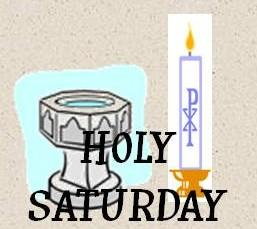45 Beautiful Holy Saturday Wish Pictures.