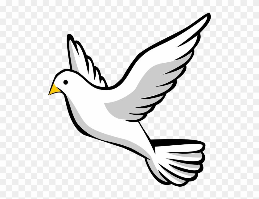Peace Dove Clipart Holy Spirit.