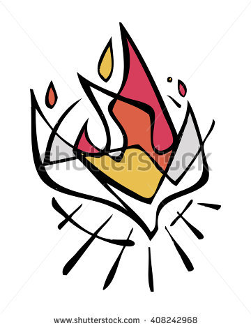 Holy Spirit Stock Images, Royalty.