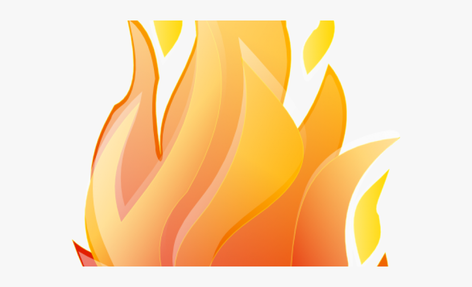 Fire Flames Clipart.