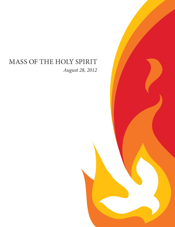 Holy Spirit Dove In Flame Clip Art free image.