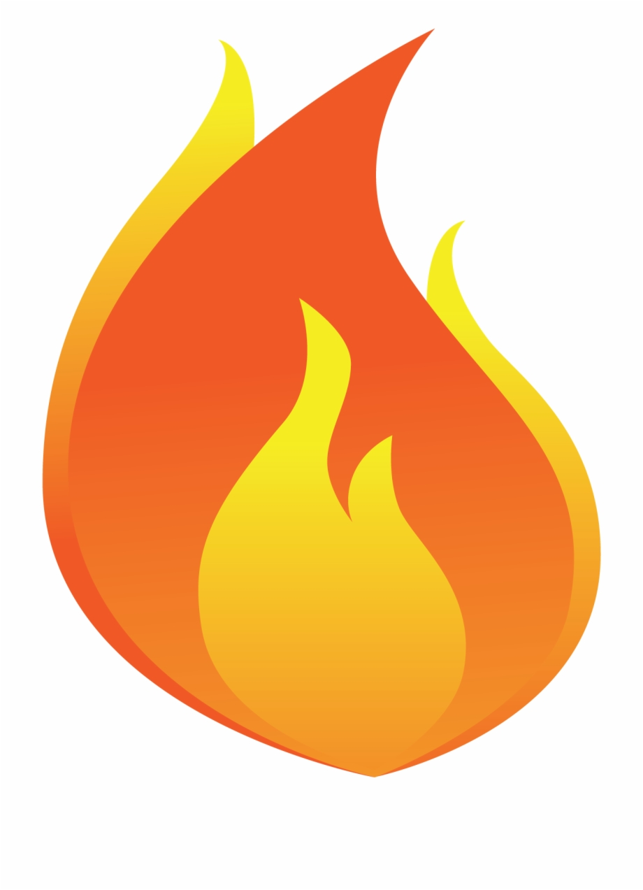 Flame Clipart Holy Spirit.