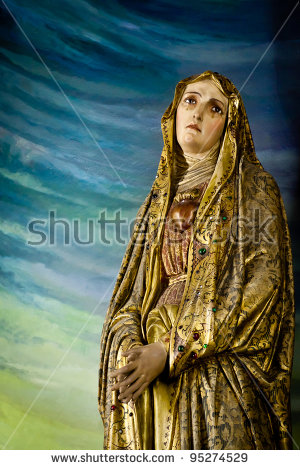 Catholic Saints Stock Photos, Royalty.