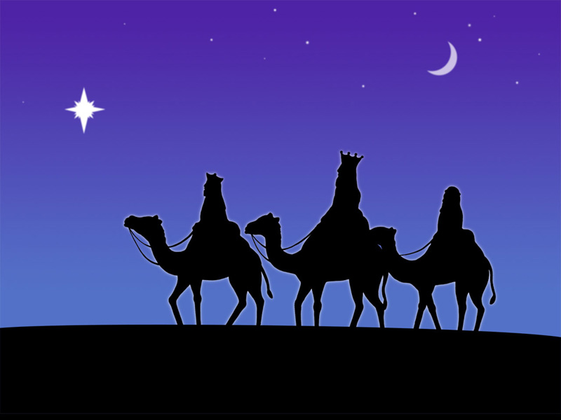 Nativity Three Kings.