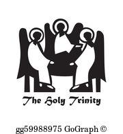 Holy Trinity Clip Art.