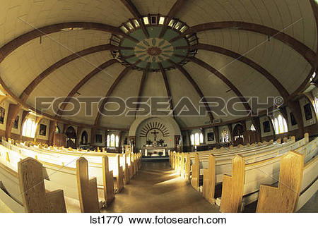 Stock Photography of Northwest Territories. Inuvik Canada. Igloo.