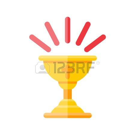 Confirmation Of Victory Stock Vector Illustration And Royalty Free.