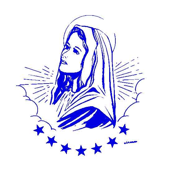 Holy Virgin Mary Clipart Clipground