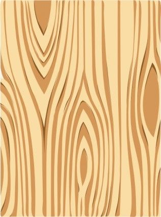 Wood Pattern Grain Texture clip art.
