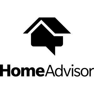 HomeAdvisor Logo horizont.