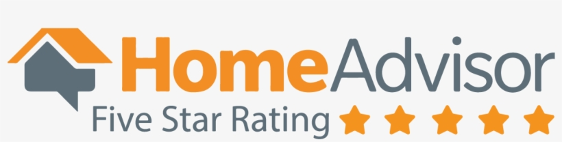 Home Advisor Five Star Rating.