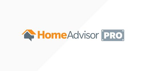 HomeAdvisor Pro.
