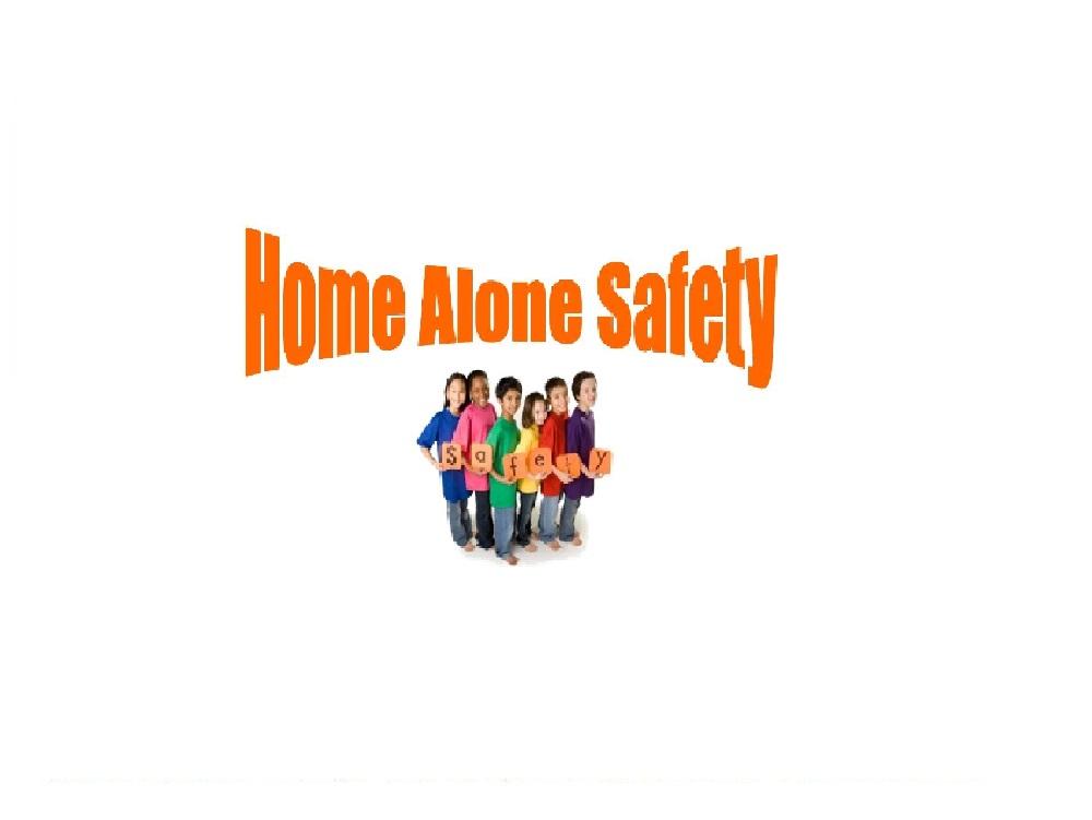Home alone clipart 2.