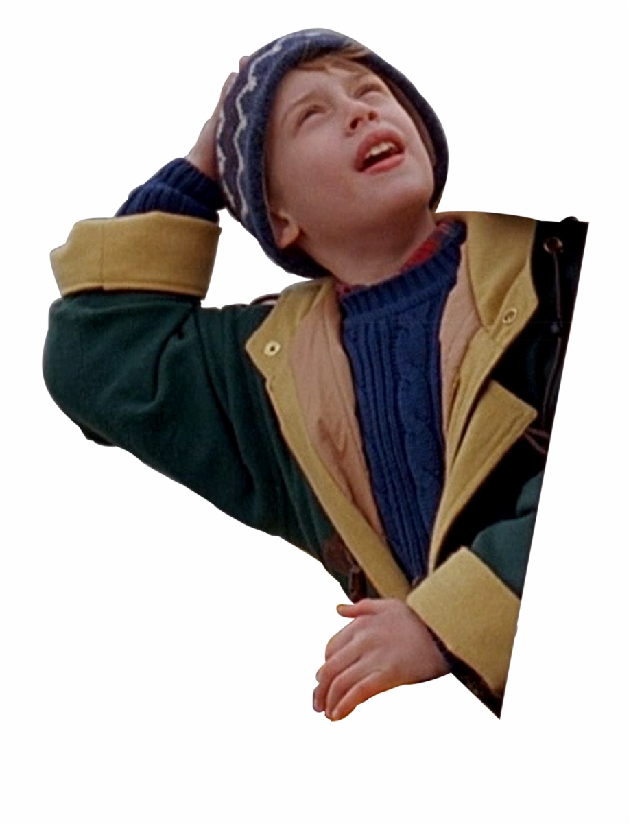 Home Alone Png.