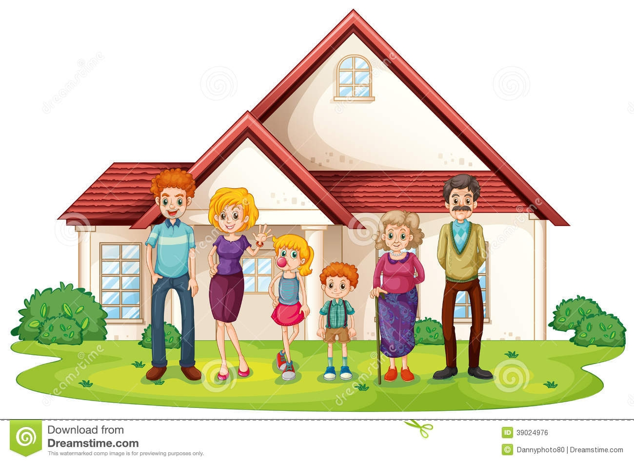 Home and family clipart » Clipart Station.