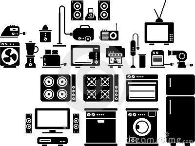 Home Appliances 5.