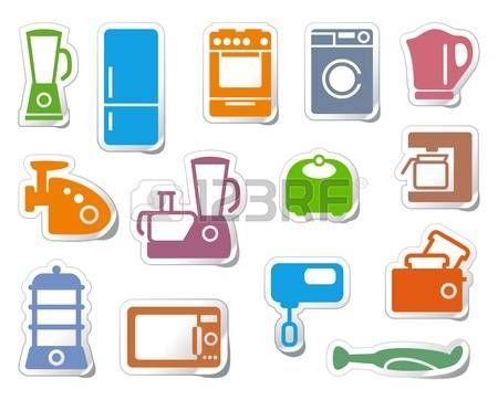 28,725 Home Appliance Stock Vector Illustration And Royalty Free.