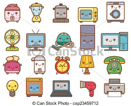 Home appliances Clipart and Stock Illustrations. 14,729 Home.