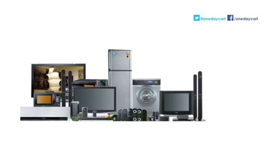 Home Appliances Png Pic.