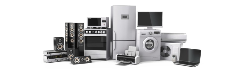 Home Appliance PNG Images Transparent Free Download.