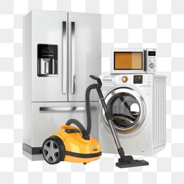 Home Appliances PNG Images.
