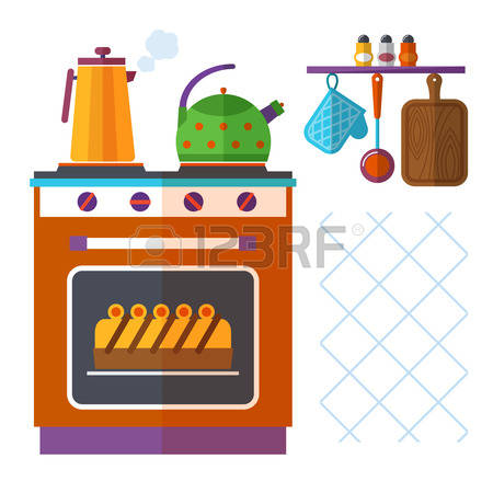 534 Stove Board Stock Vector Illustration And Royalty Free Stove.