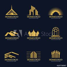 41 Best Builder Logos images.
