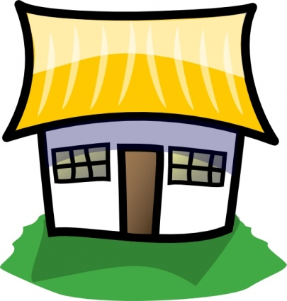 Home building clipart.