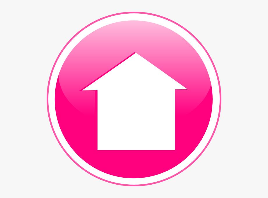 Button Clipart Pink Button.