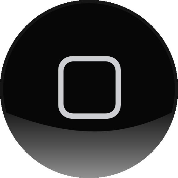 Iphone Home Button Clip Art at Clker.com.
