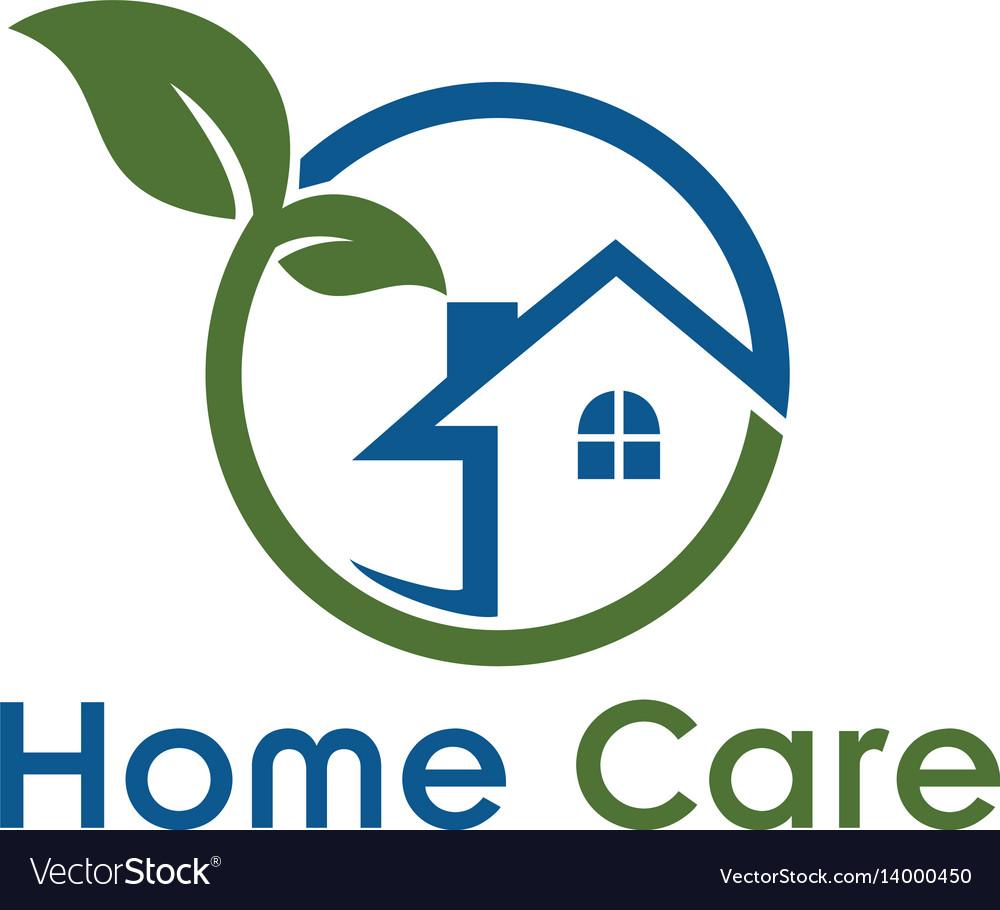 Home care logo.