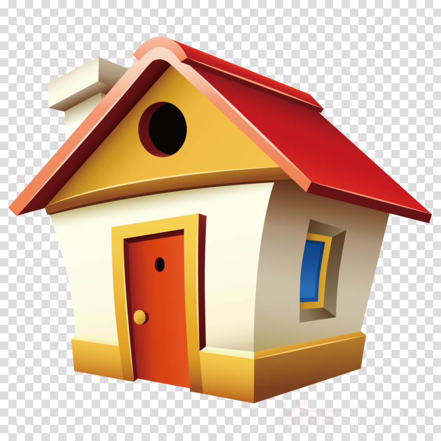 Home Cartoon clipart.