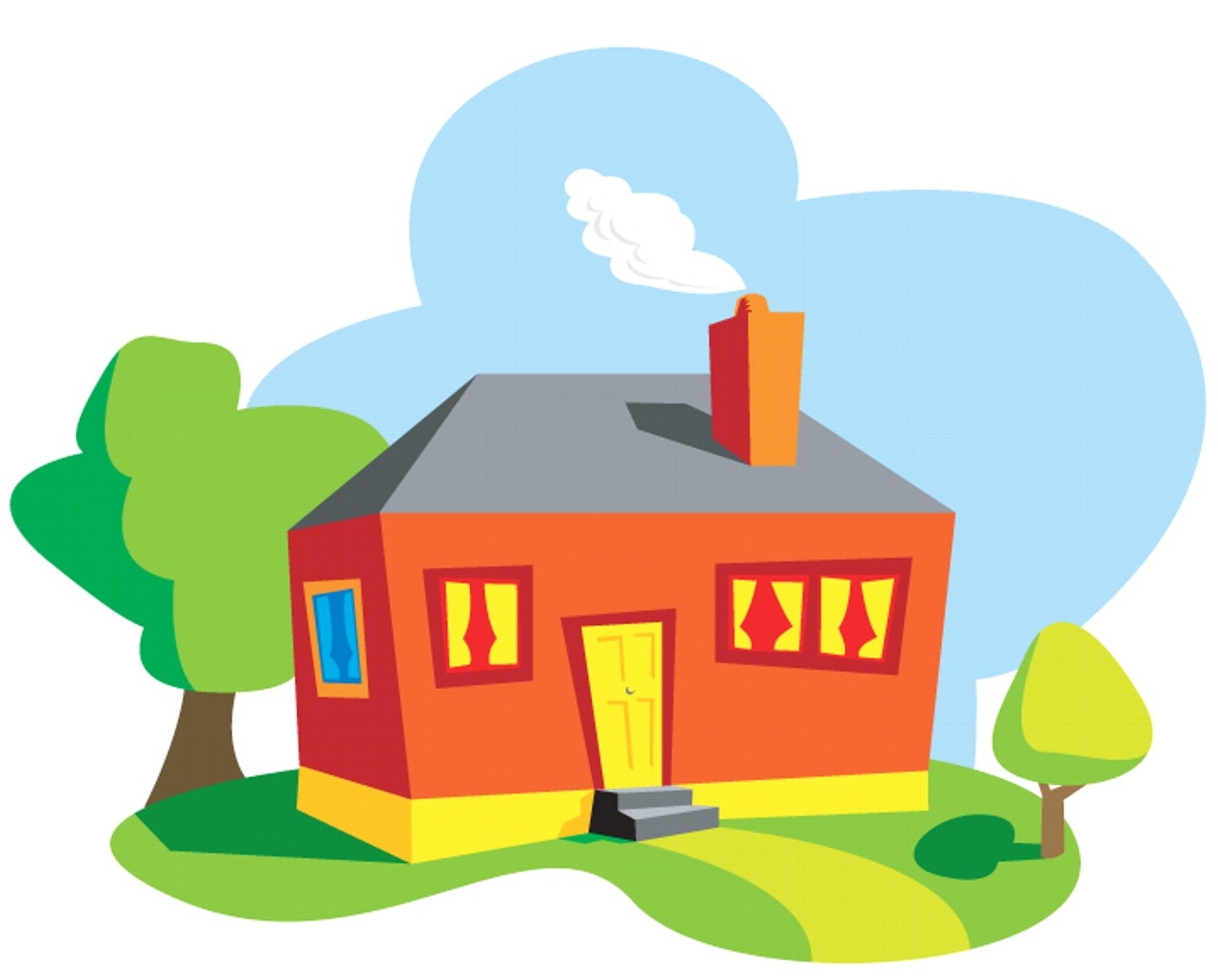 Free Home Cartoon Images, Download Free Clip Art, Free Clip.
