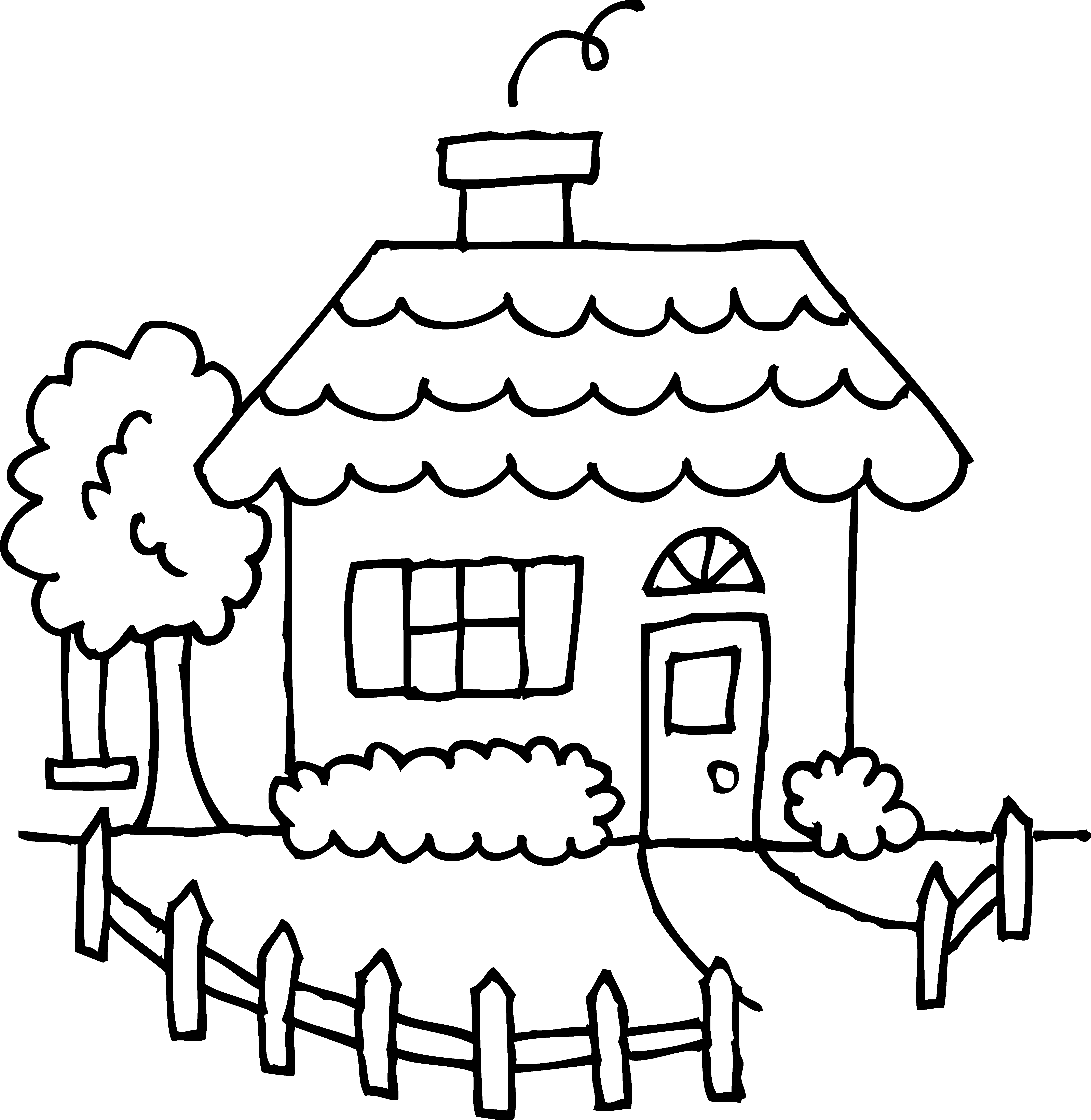 Free Black House Cliparts, Download Free Clip Art, Free Clip Art on.