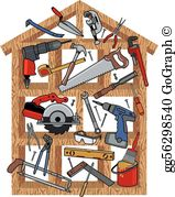 Home Construction Clip Art.