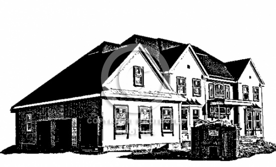 Home Construction clip art.
